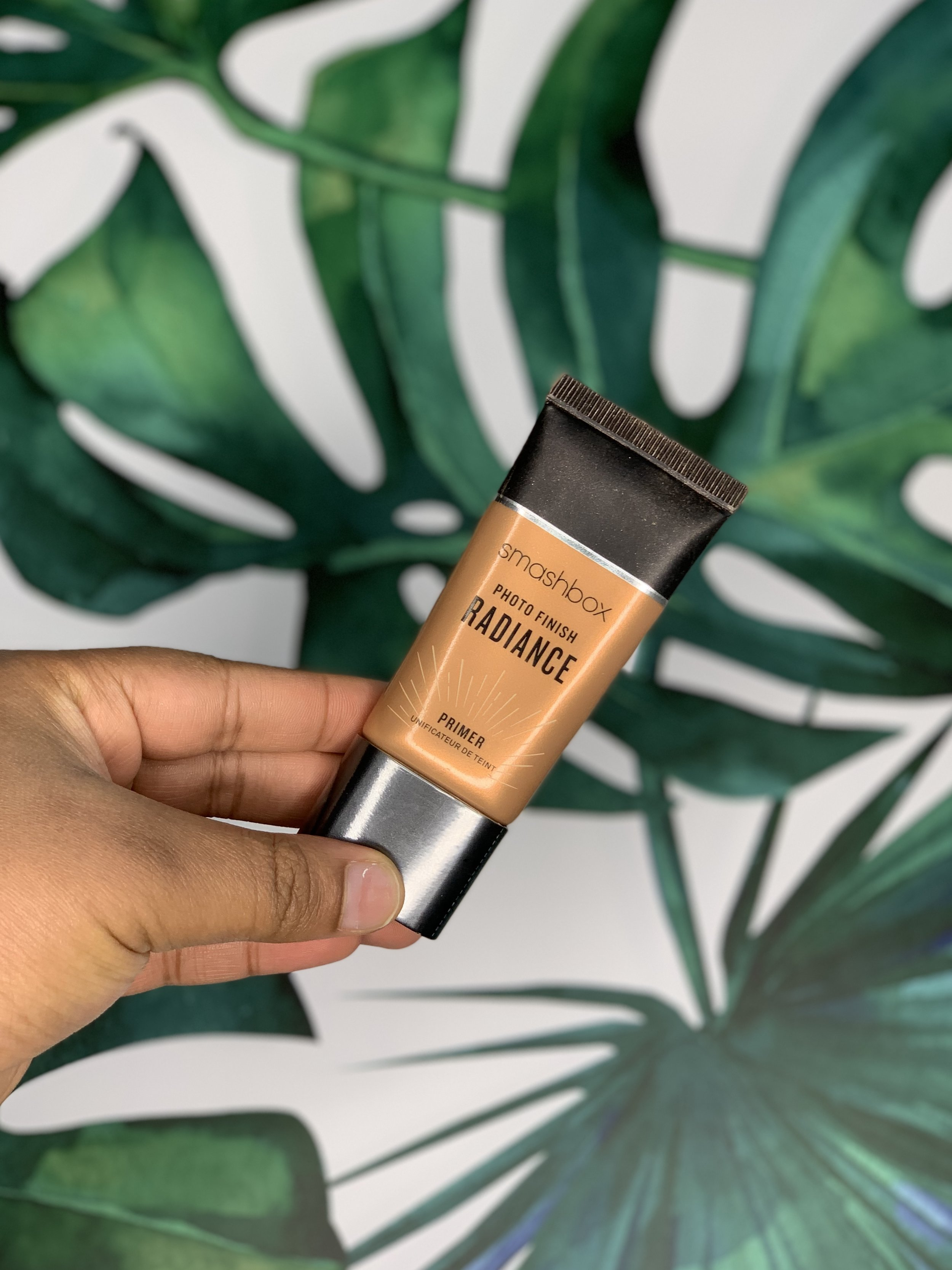 Primer - Smashbox Photo Finish Radiance primer is also one of my holy grails. I have been using it for three years now and anytime I try to use another primer, I always run back to this!! It keeps my makeup in place and my base always looks so beautiful when I use it.