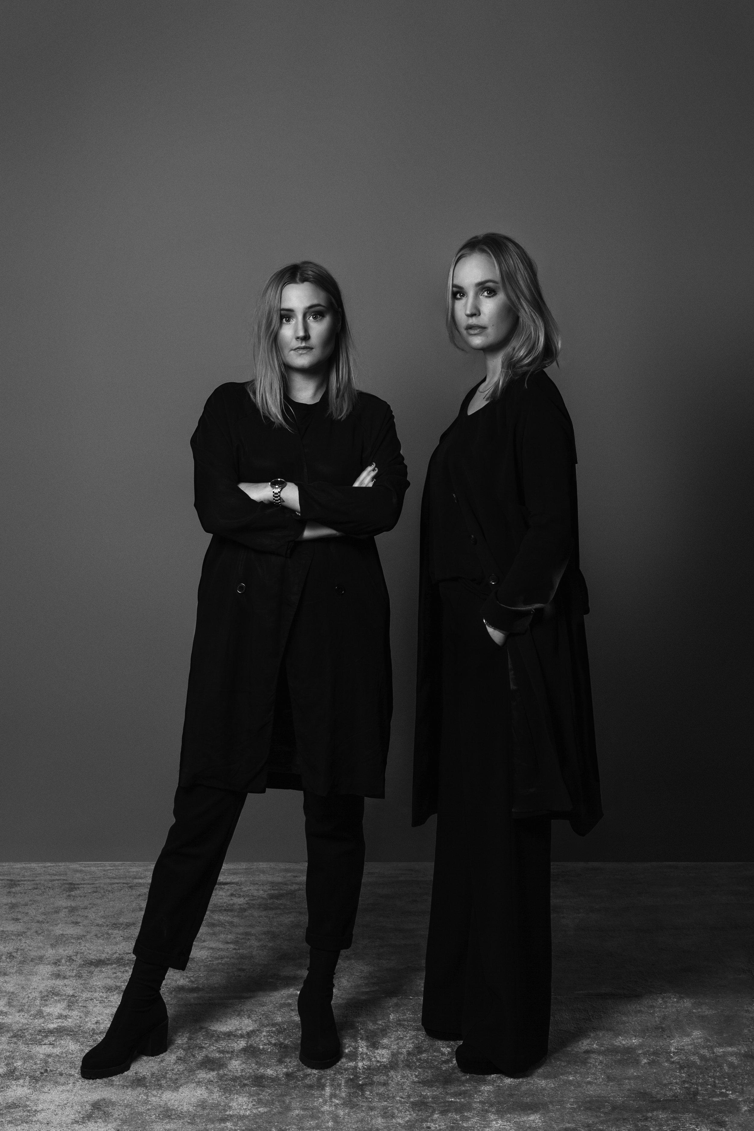 Evalotta Sundling & Elin Kickén founders of Sundling Kickén