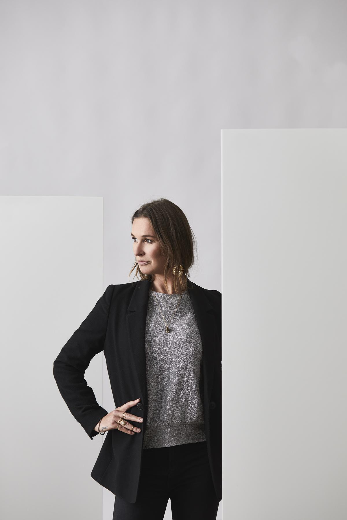 Founder Lisette Rützou
