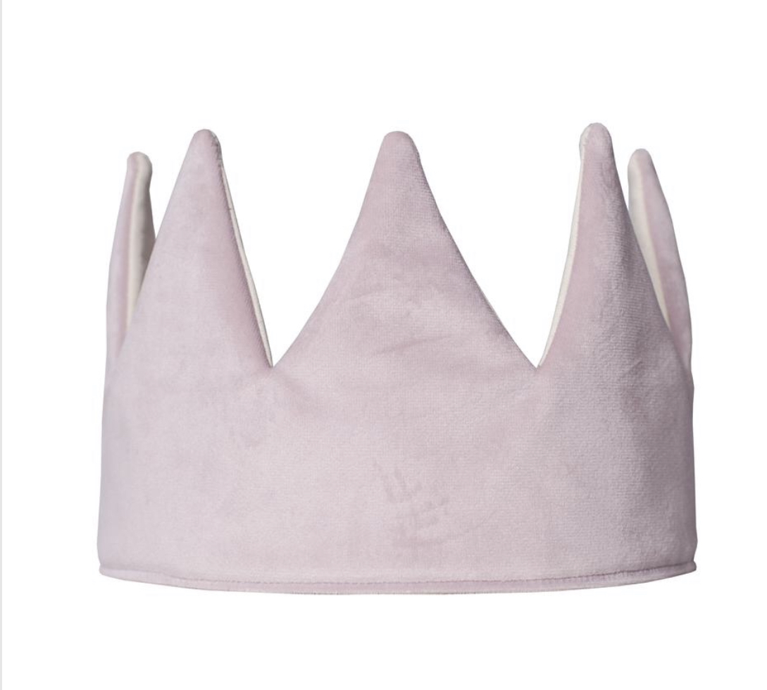 Fable Heart Crown. The ultimate dressing up accessory- designed to be safe for little ones with its unique ribbon attachment at the back, and comes in luxe velvet and also in glittering material too.  https://fableheart.com