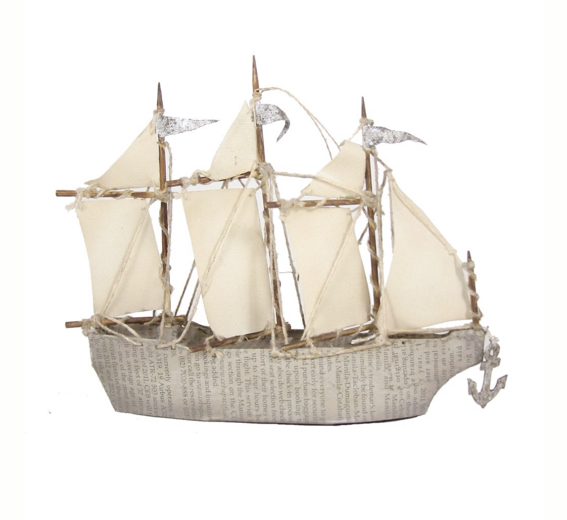 So every home needs a fairy ship surely?! Officially a 'Christmas decoration' but we have ours on display year round with a Maileg mouse generally sat in it ready for adventure! Not a toy as it's fragile, but it's the prettiest decoration for any home.    https://www.polarpost.co.u k