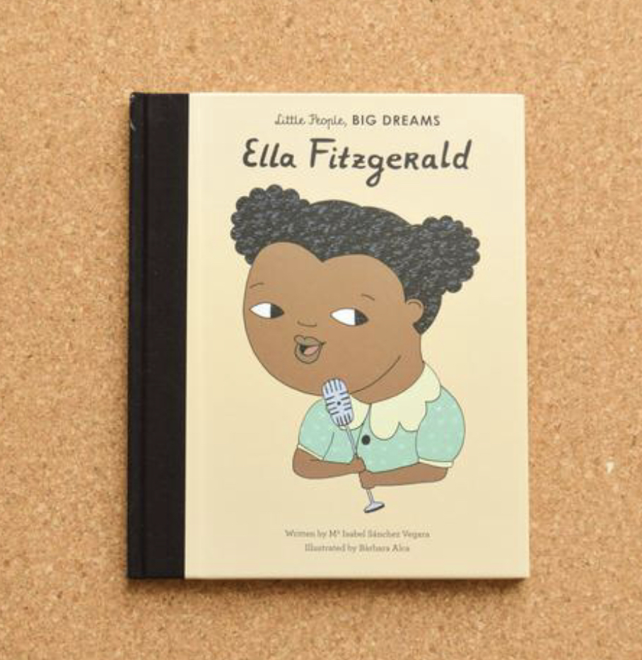 I just love the Little People, Big Dreams series- it's so interesting and inspiring. Smallprint Books is my favourite shop to buy unusual, beautiful and beautifully selected books from, there's always something wonderful for all ages.    https://smallprint-online.com