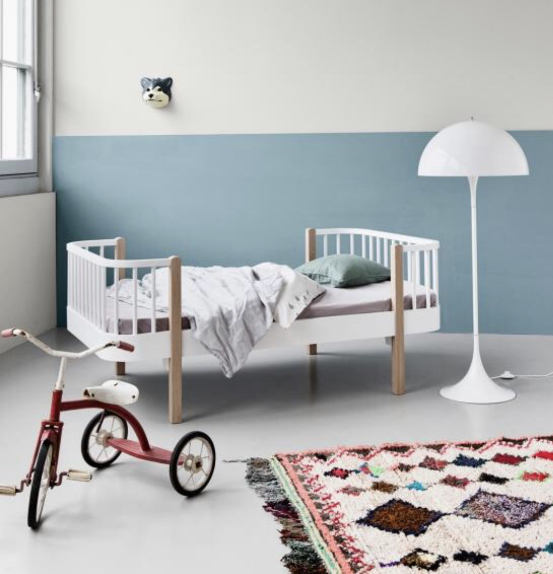 Oliver Furniture childs Bed.