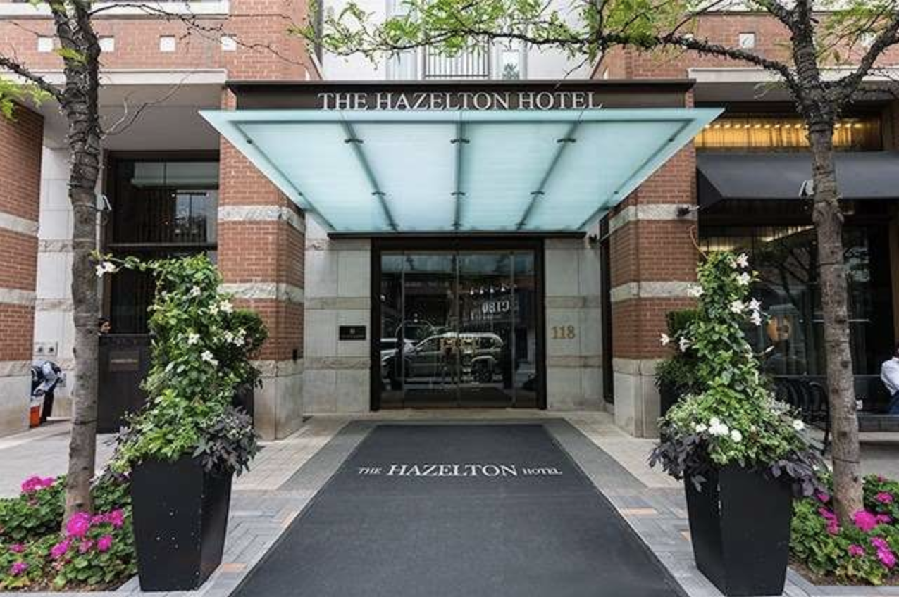 112 Yorkville Ave - $7.9 Million | 1-Bed, 3-Bath situated in The Hazelton Hotel