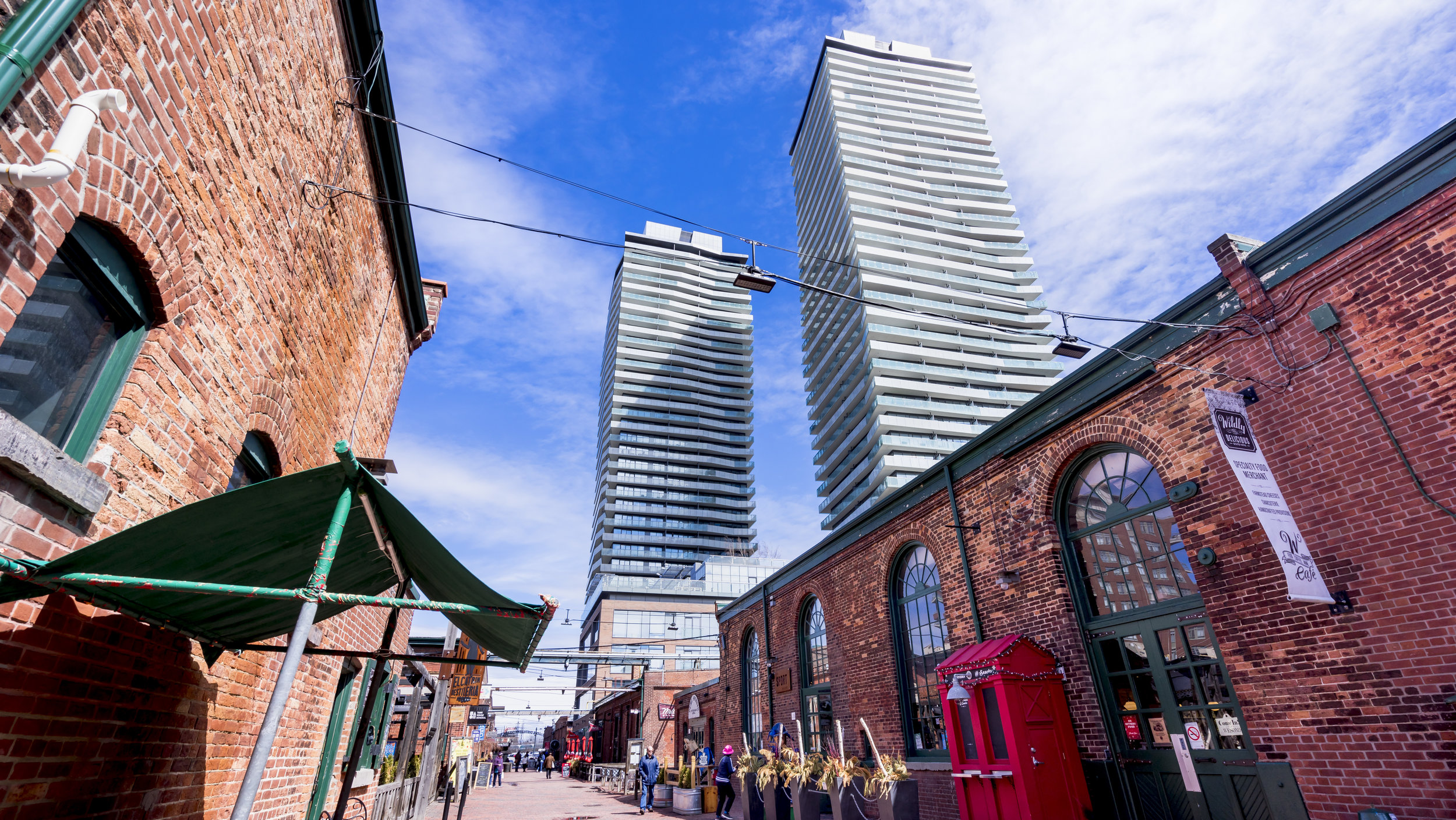 Top Cafes in Distillery District - 2019