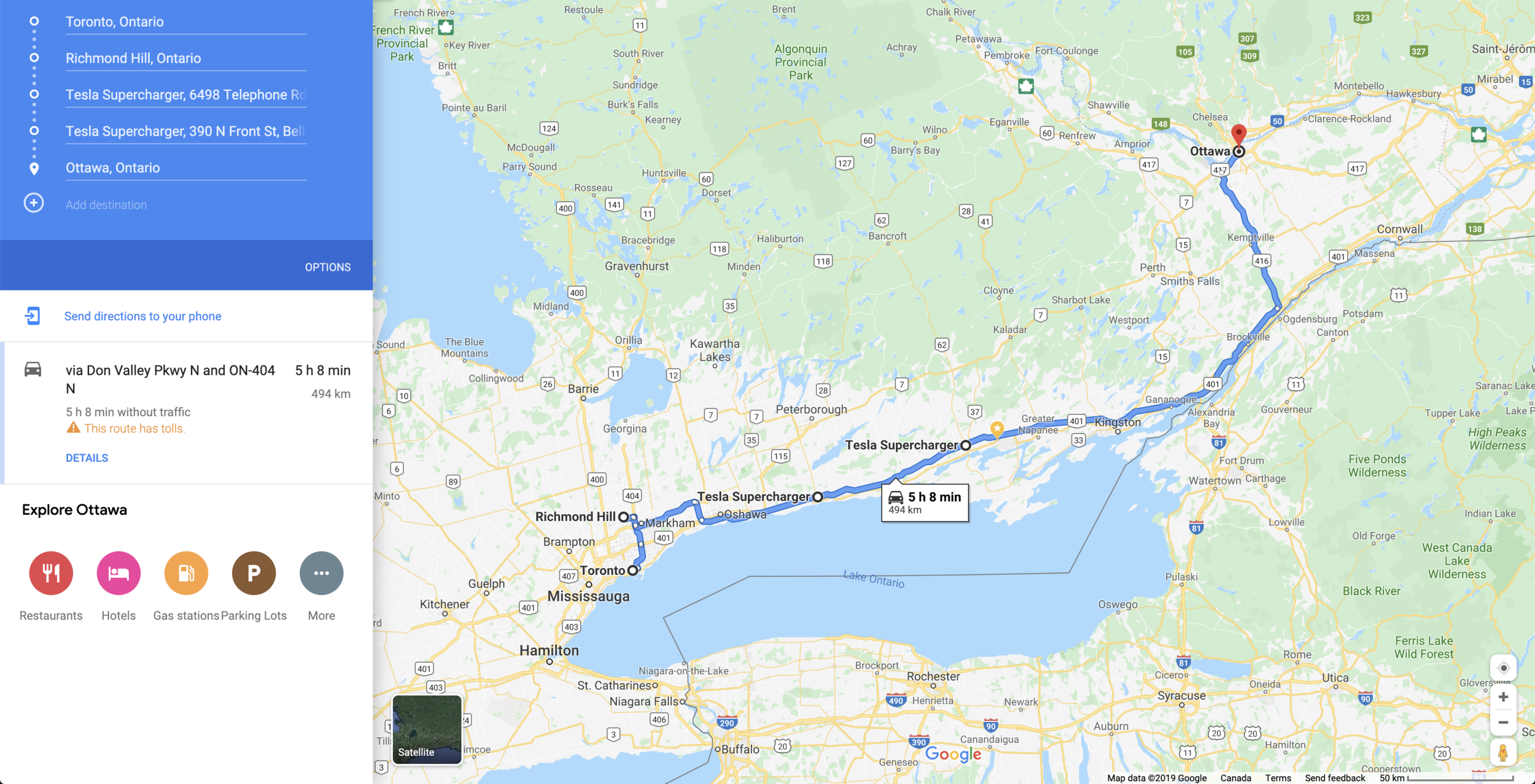 first road trip in the tesla model 3 long range toronto to ottawa toronto real estate first road trip in the tesla model 3