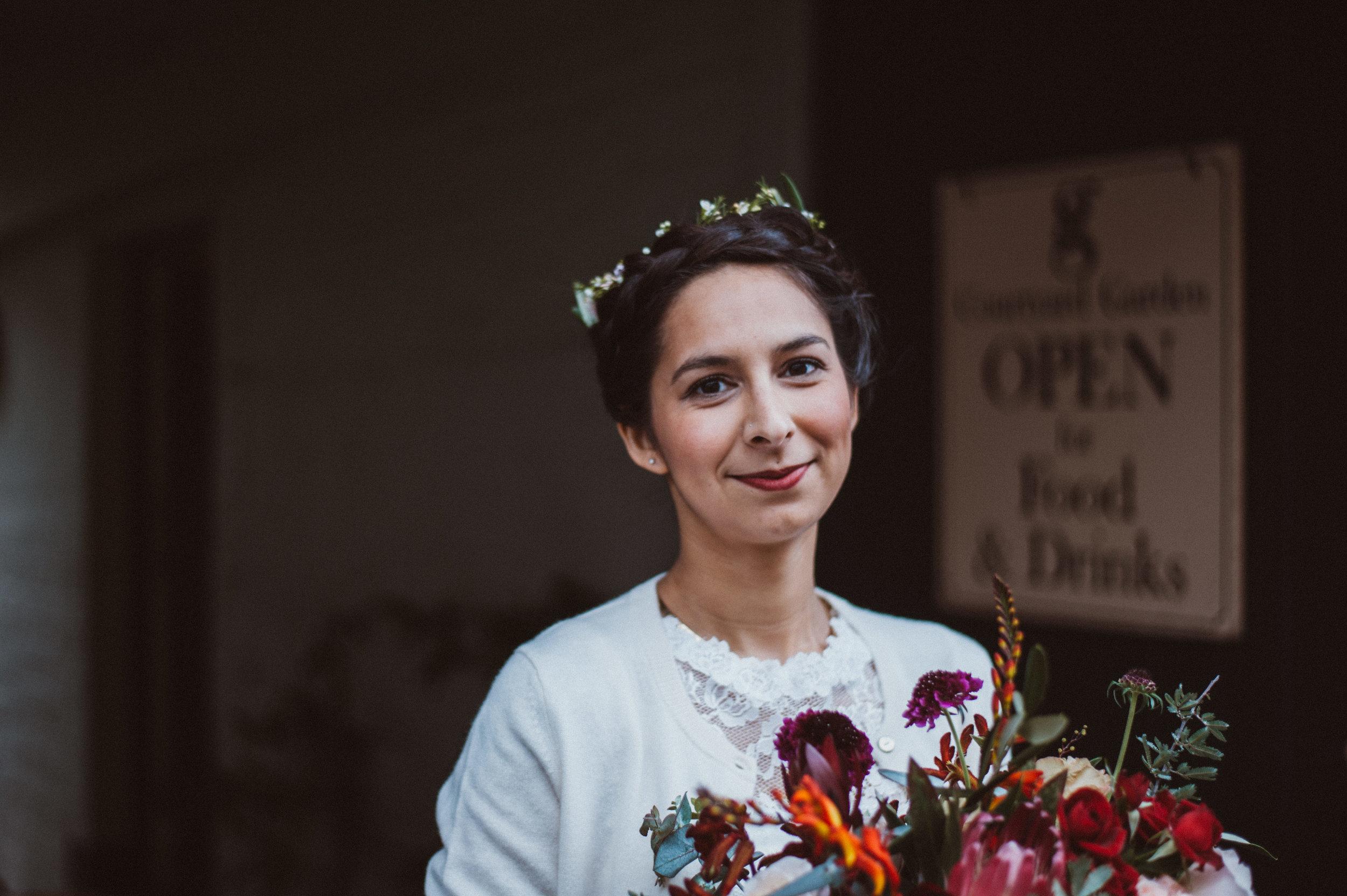 Claudia- Bridal Hairstylist- Rye
