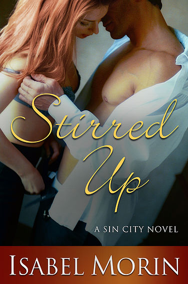 Stirred Up - Sin City, Book 2Amazon | B&N | iBooks | KoboThe last thing Cheryl Munro expects her first day student teaching is the sexy English teacher standing at the front of the classroom. But no matter how charming her new boss is, nothing is going to distract her from her goal – becoming a full-fledged teacher so she can put her years stripping at the Pink Pussycat Gentlemen's Club behind her.From the moment Cheryl walks into Jason Shaw's classroom he has to remind himself she's off-limits, at least until the semester's over. But there's no rule about being friends, and soon the two of them are spending time together after hours, doing their best to ignore their off-the-charts chemistry. He's a patient man, and some things are worth waiting for.But Jason's discovery of the one secret Cheryl was determined to keep shakes both of them and confirms Cheryl's worst fears. Will Jason be able to win back her trust, or do some scars run too deep?Stirred Up is a full-length contemporary romance novel. It's the second book in the Sin City series but can be read alone as well.