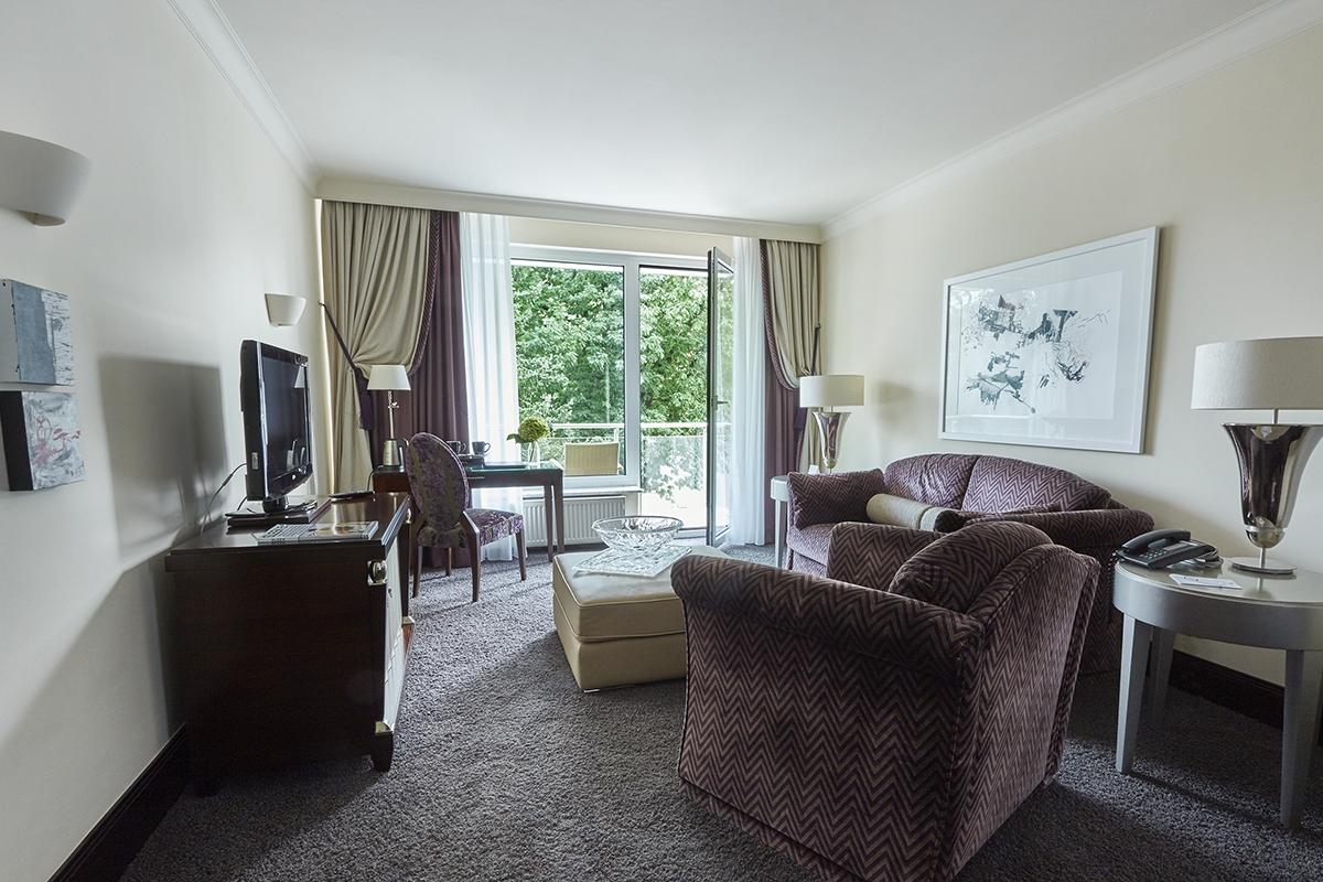 Villa Deluxe Suite -