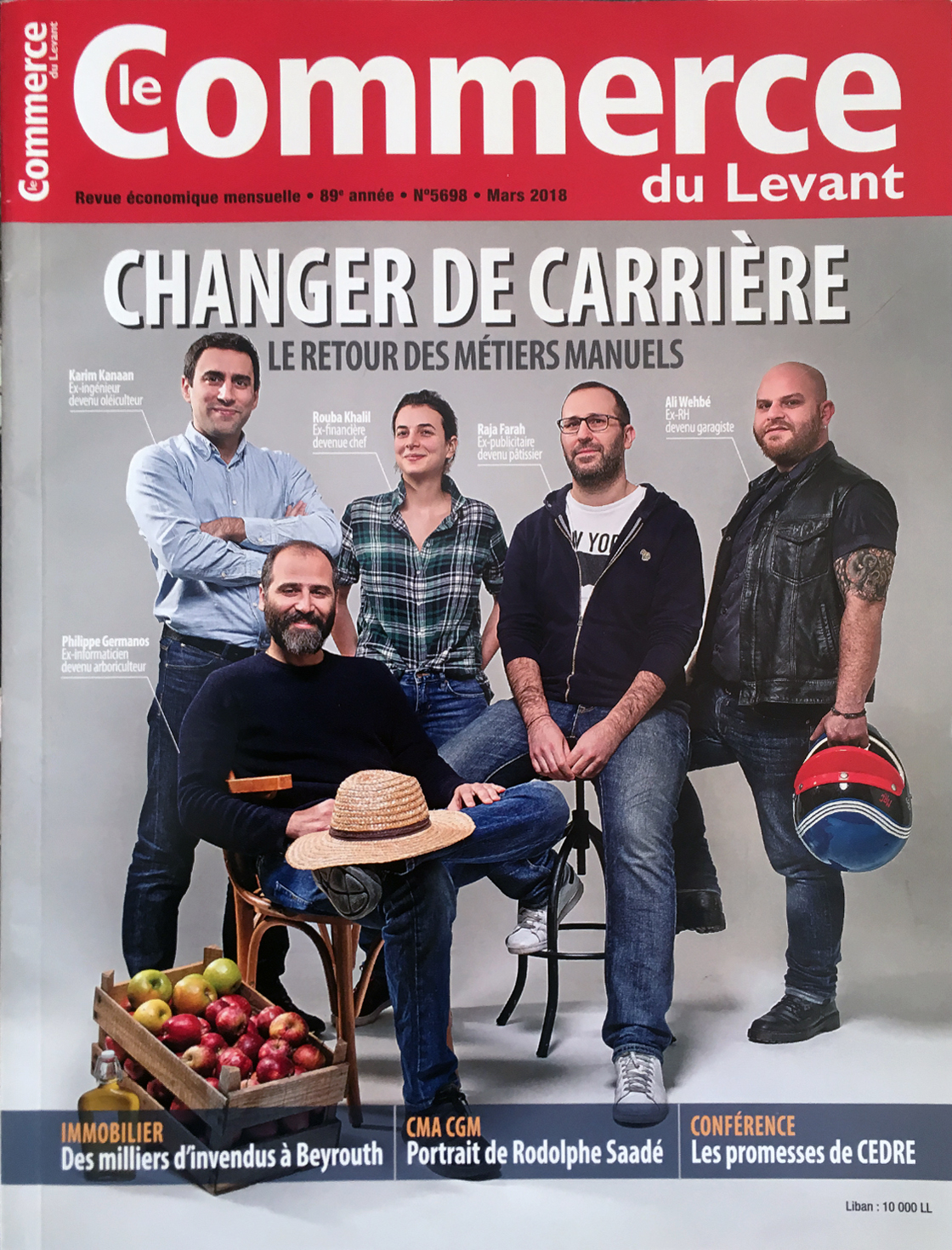 le commerce du levant02.03.2018 -