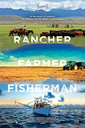 Rancher, Farmer, Fisherman (2016-2017)    Rancher, Farmer, Fisherman  will tell the stories of five Americans representative of this movement, in a book and film to be released together in the spring of 2016.These beautiful portraits will illustrate the importance oficonic American landscapes tied together by the Mississippi River-from Montana and Kansas to Louisiana-and the natural resources that the people connected to the land are working so hard to protect and preserve. The book is being written by Miriam Horn, co-author (with EDF President Fred Krupp) of the 2008  New York Times  bestseller  Earth: The Sequel ; the film will be produced by John Hoffman, creator of HBO's flagship documentary series ( Weight of the Nation, The Alzheimer's Project, Addiction ) and multiple-Emmy-winning and Academy Award-nominated director Susan Froemke ( Lalee's Kin ) as well as multi-Emmy-winning producer and director, Beth Aala (RADiUS'/A&E Films'  Supermensch: The Legend of Shep Gordon , HBO's  I Have Tourette's  and  An Apology to Elephants ).