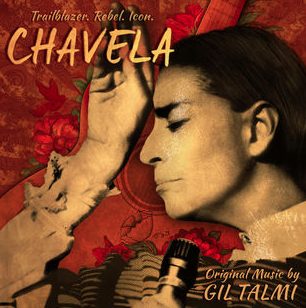 The gorgeous soundtrack to Chavela is now on Spotify.   Listen here.