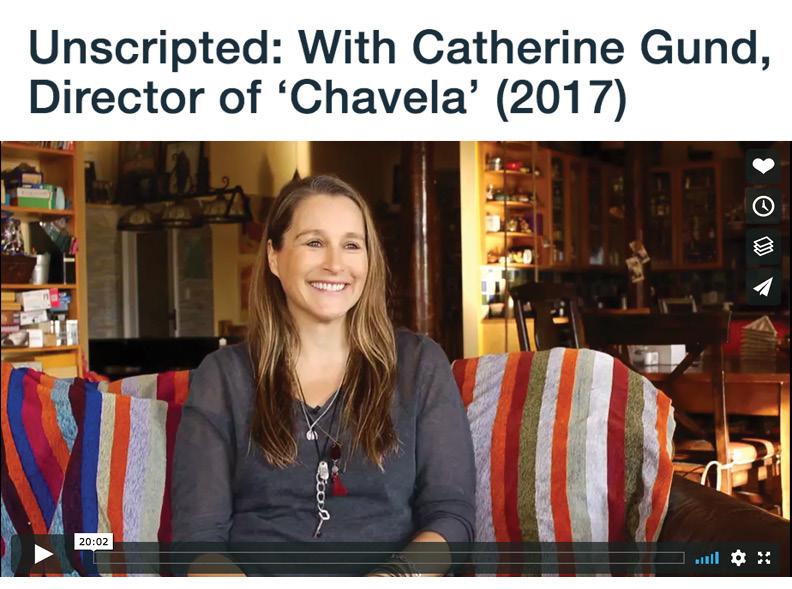 Unscripted_Catherine Gund interview.jpg