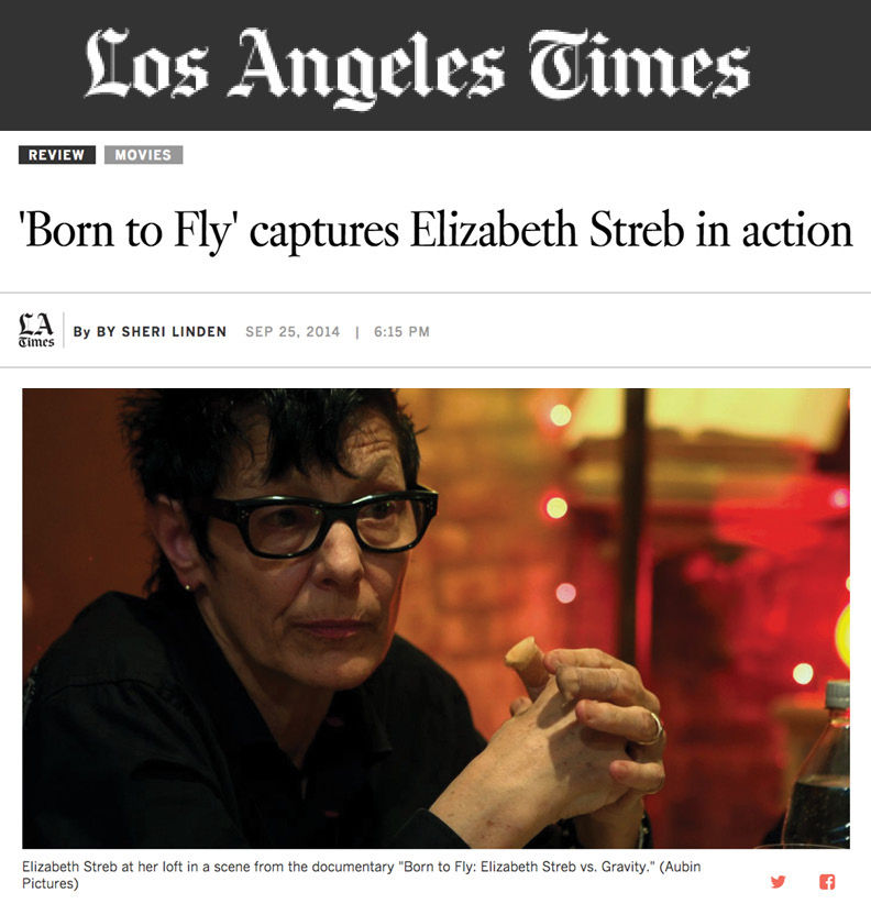 Los Angeles Times_Born to Fly.jpg