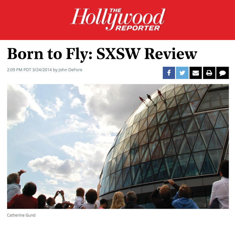 The Hollywood Reporter_Born to Fly.jpg
