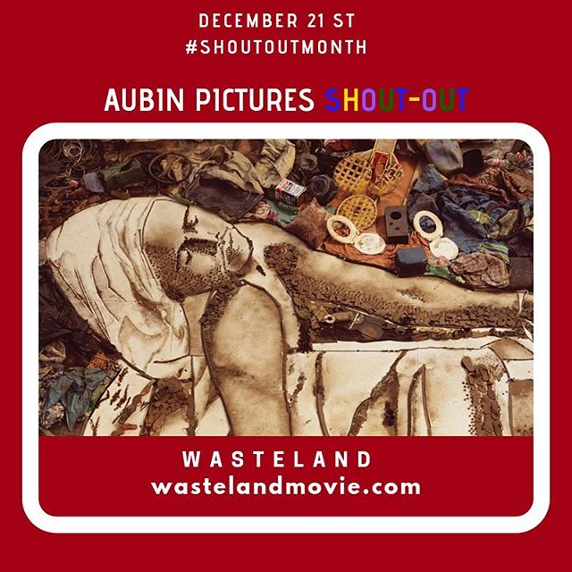 "🎥A film we love🎬: ""Filmed over nearly three years, WASTE LAND follows renowned artist Vik Muniz as he journeys from his home base in Brooklyn to his native Brazil and the world's largest garbage dump, Jardim Gramacho, located on the outskirts of Rio de Janeiro. There he photographs an eclectic band of ""catadores"": self-designated pickers of recyclable materials."" By @o2filmes  @vikmuniz ... Aubin Pictures' mission is to develop, produce and distribute cultural content that leads to social awareness and transformation. With 🗣#ShoutOutMonth🗣 we hope to inspire dialogue and foster community building around the social issues that matter most to us."