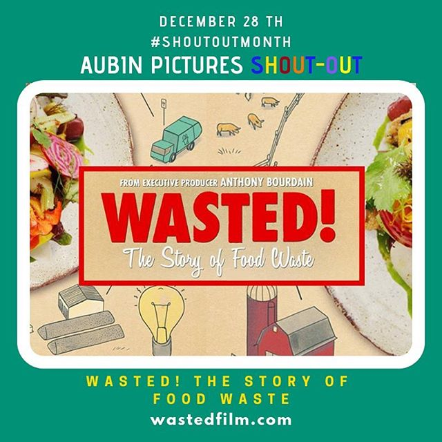 Wasted! The Story of Food Waste, aims to change the way people buy, cook, recycle, and eat food. Through the the eyes of chef-heroes like Bourdain, Dan Barber, Mario Batali, Massimo Bottura, and Danny Bowien, audiences will see how the world's most influential chefs make the most of every kind of food, transforming what most people consider scraps into incredible dishes that create a more secure food system. WASTED!  exposes the criminality of food waste and how it's directly contributing to climate change and shows us how each of us can make small changes – all of them delicious – to solve one of the greatest problems of the 21st Century.  #FoodJustice #FoodWaste #ClimateChange #EnvironmentalJustice #FoodPoverty … Aubin Pictures' mission is to develop, produce and distribute cultural content that leads to social awareness and transformation. With 🗣#ShoutOutMonth🗣 we hope to inspire dialogue and foster community building around the social issues that matter most to us.