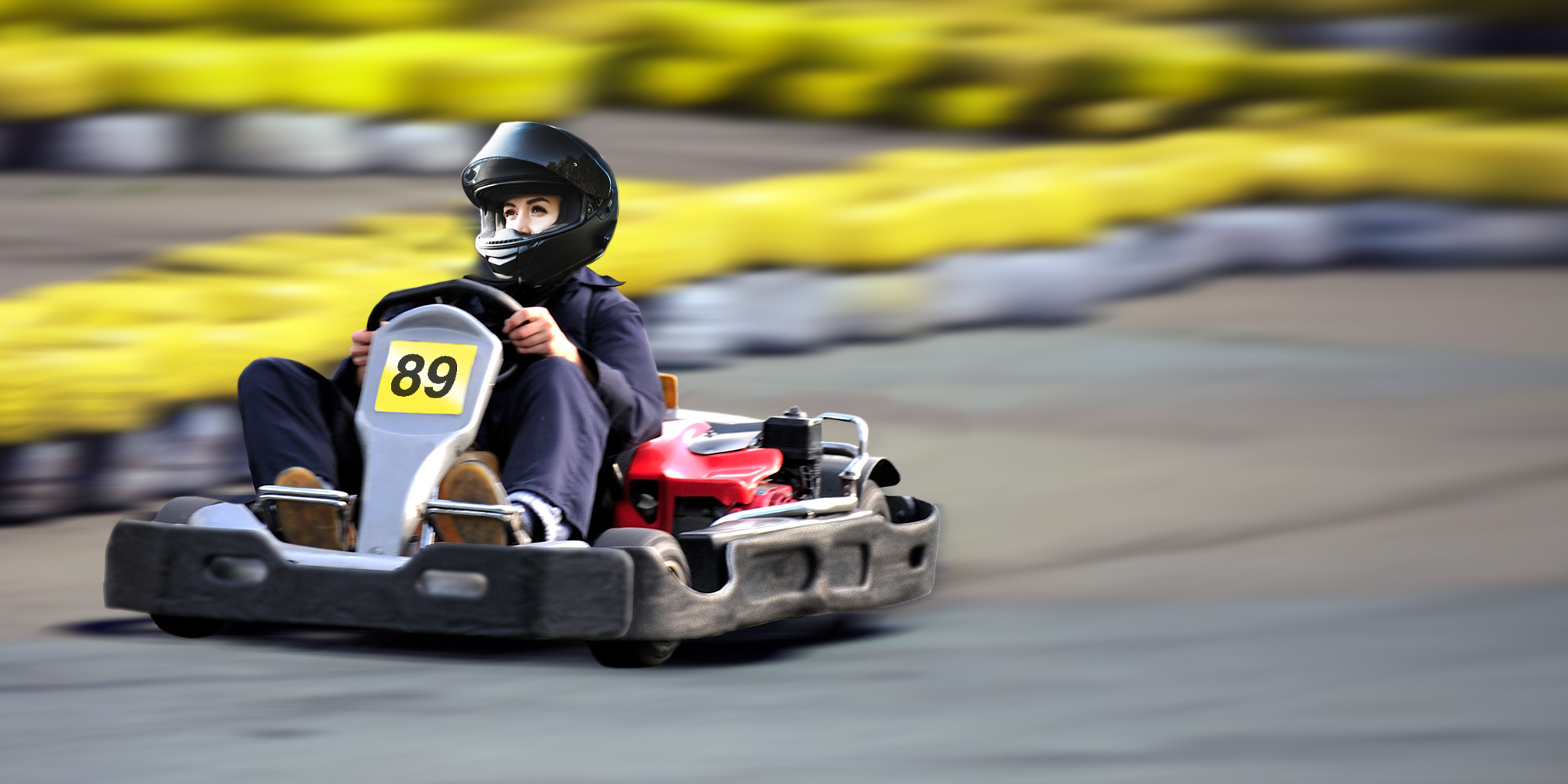 GO KARTING - NEW FOR 2018