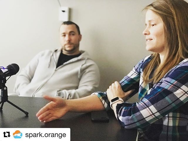 #Repost @spark.orange with @get_repost ・・・ Last week we had a special guest in our office, @tyc315, recording a future episode of @omtravelers! Stay tuned to hear when the episode comes out - you'll get to learn about what it's like to follow your dreams and start a business 👊🏼in the meantime, check out some past episodes of Om Travelers! One of our favorites features @erichinman and you can hear it by following the link in our bio! #mondaymotivation #podcast #followyourdreams #syracuseny #positivevibes #trynewthings #businessconsulting #marketing #digitalmarketing #socialmedia #managingpartners #salesforce #consultingpartner #cny2018 #cnyvibes #motivationmonday