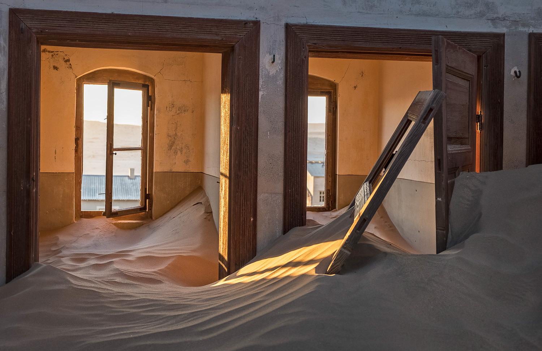 Interior Sand Dunes