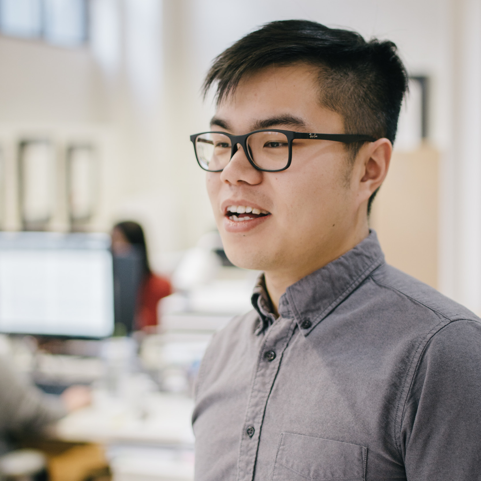Kurtis Chen  Administrative & Marketing Assistant