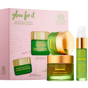 Tata Harper Glow for It Kit, Sephora,  $75