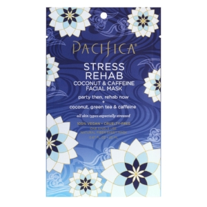 Pacifica Stress Rehab Coconut and Caffeine Facial Mask, $3.99