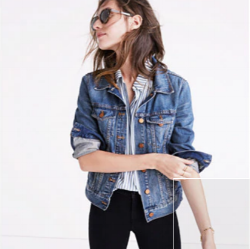 The Jean Jacket in Pinter Wash   more denim dressing   Madewell.png