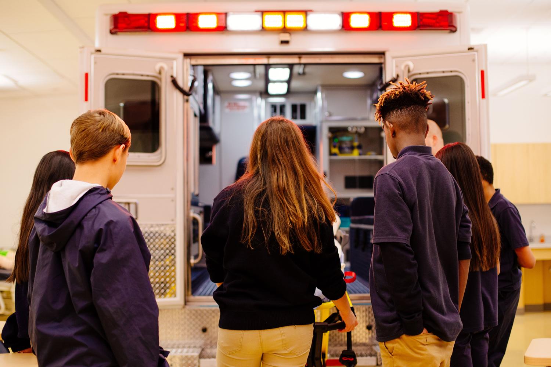 Classroom Ambulance