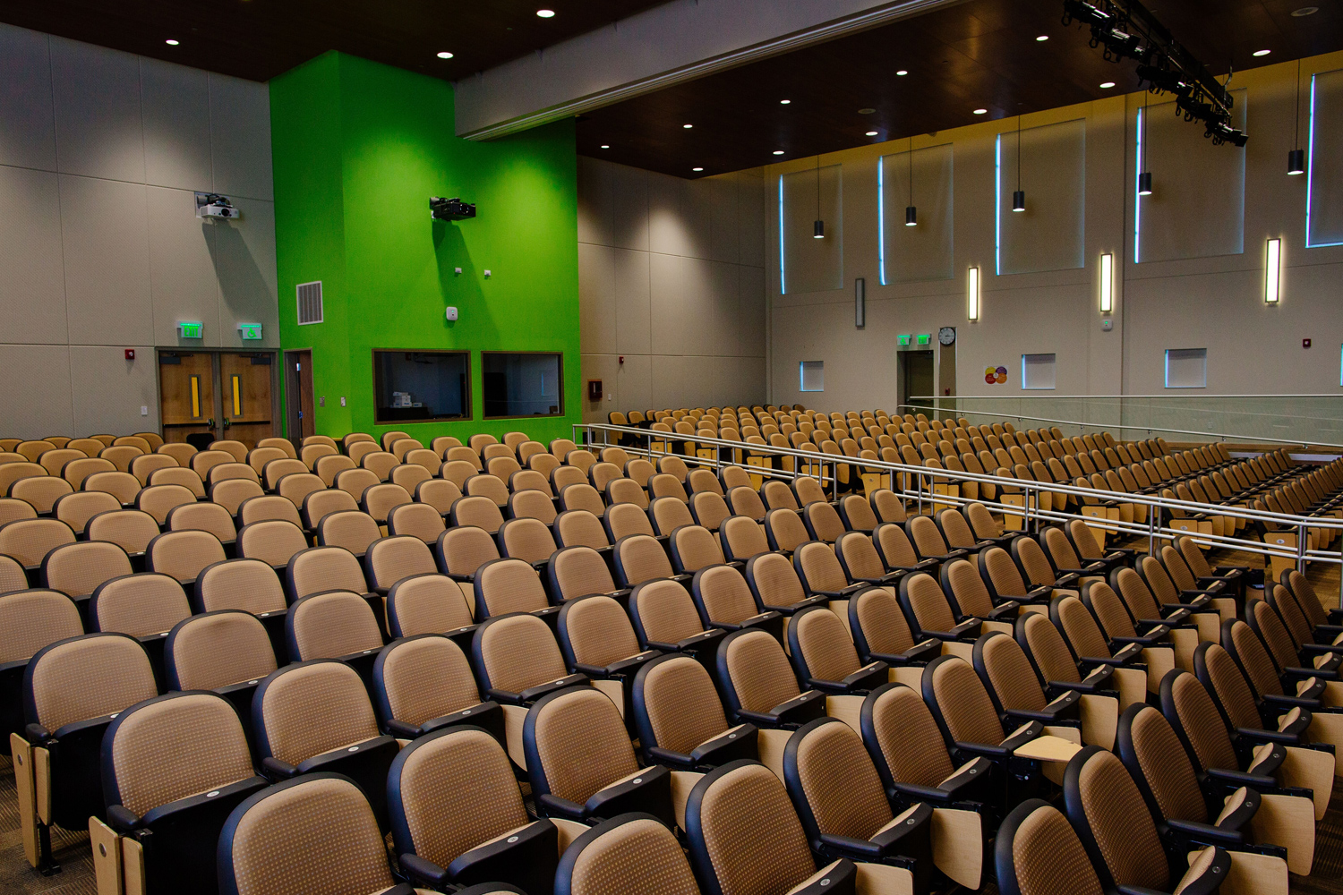 Our Auditorium