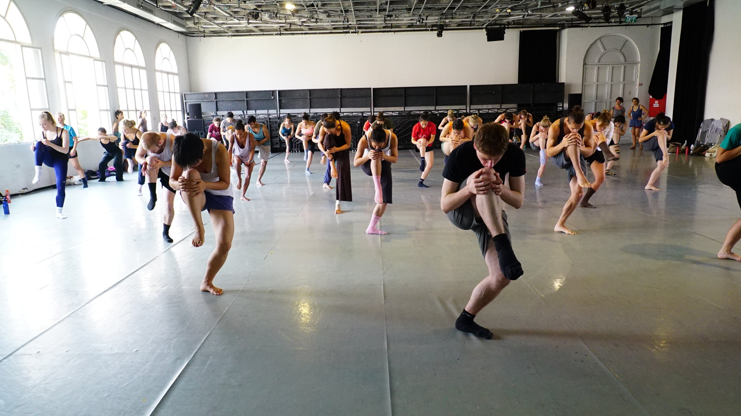 Summer Intensive - July 30 - Aug 10 2018