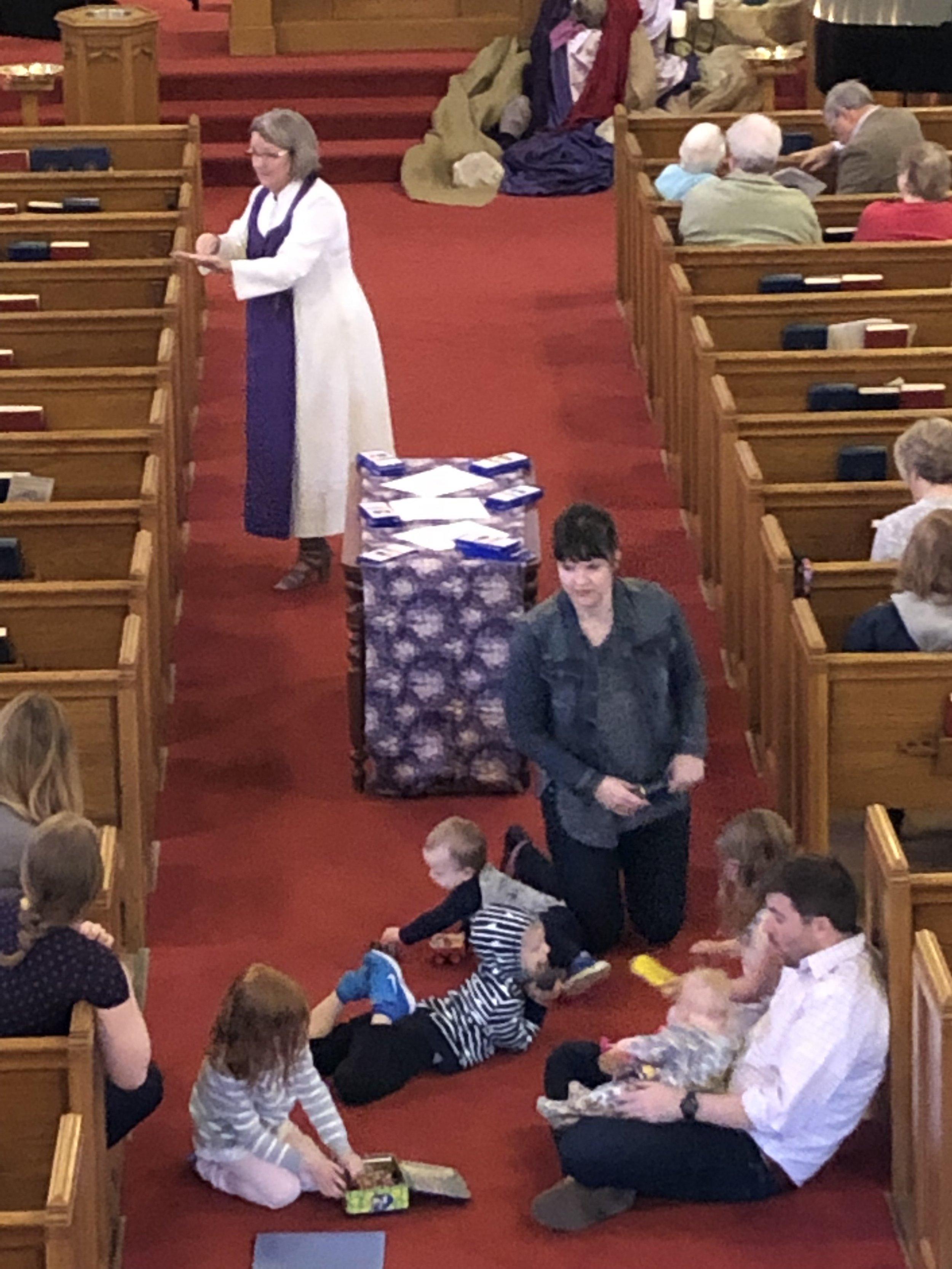 Worship Service 3-24-19