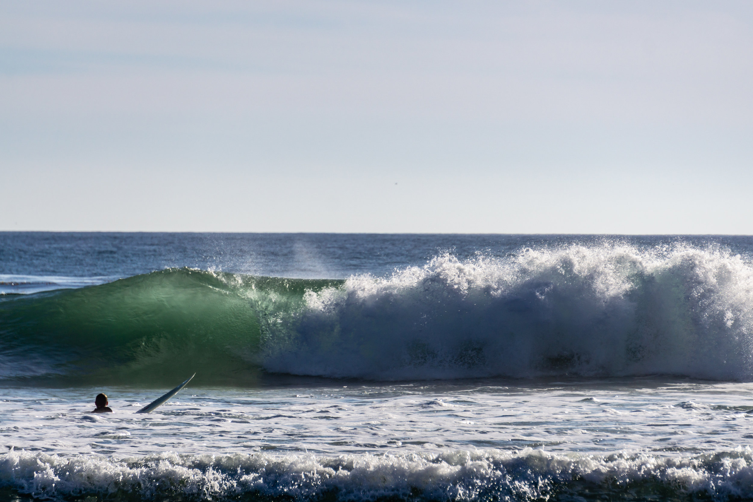 Surfing the Central Coast