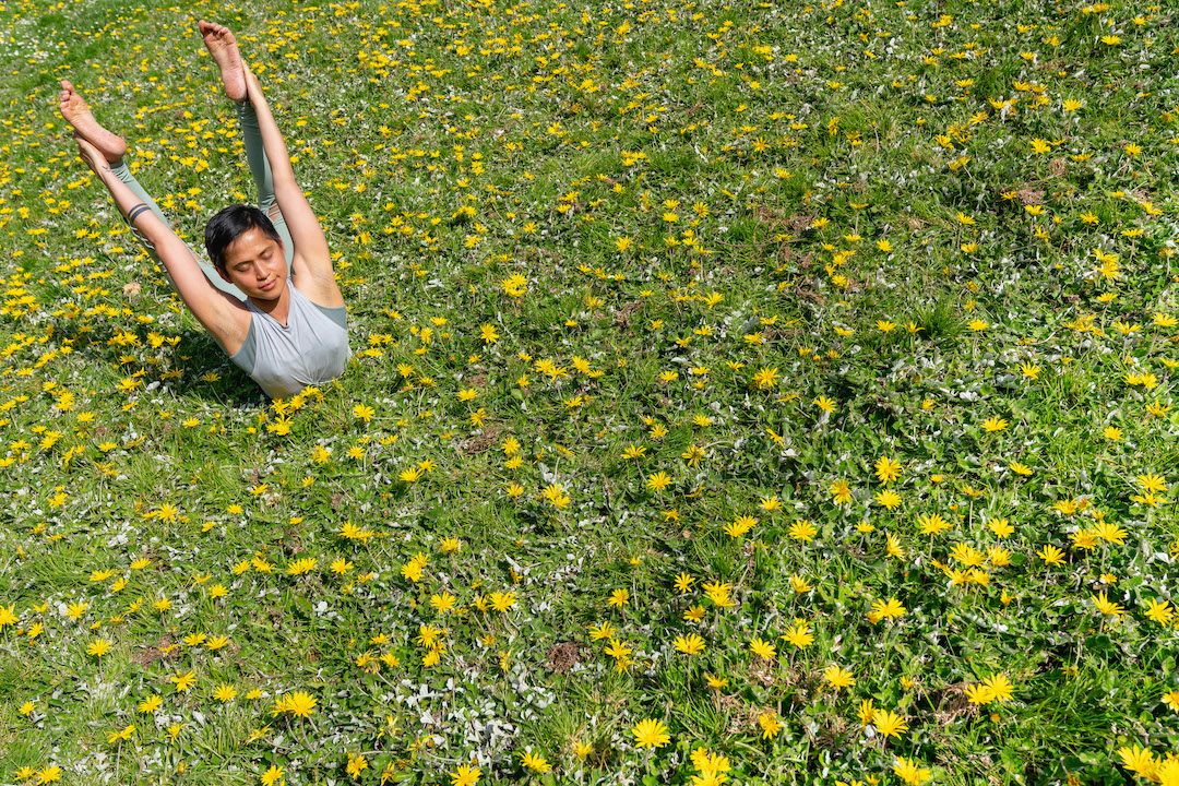 Yoga with Ciara by Dalton Johnson
