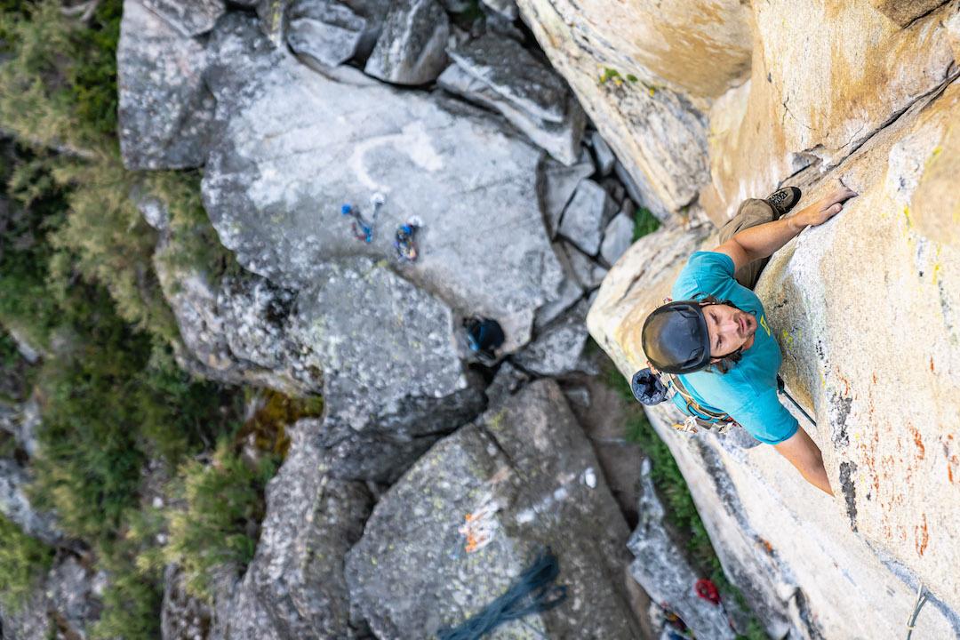 Climbing at Lover's Leap by Dalton Johnson Media
