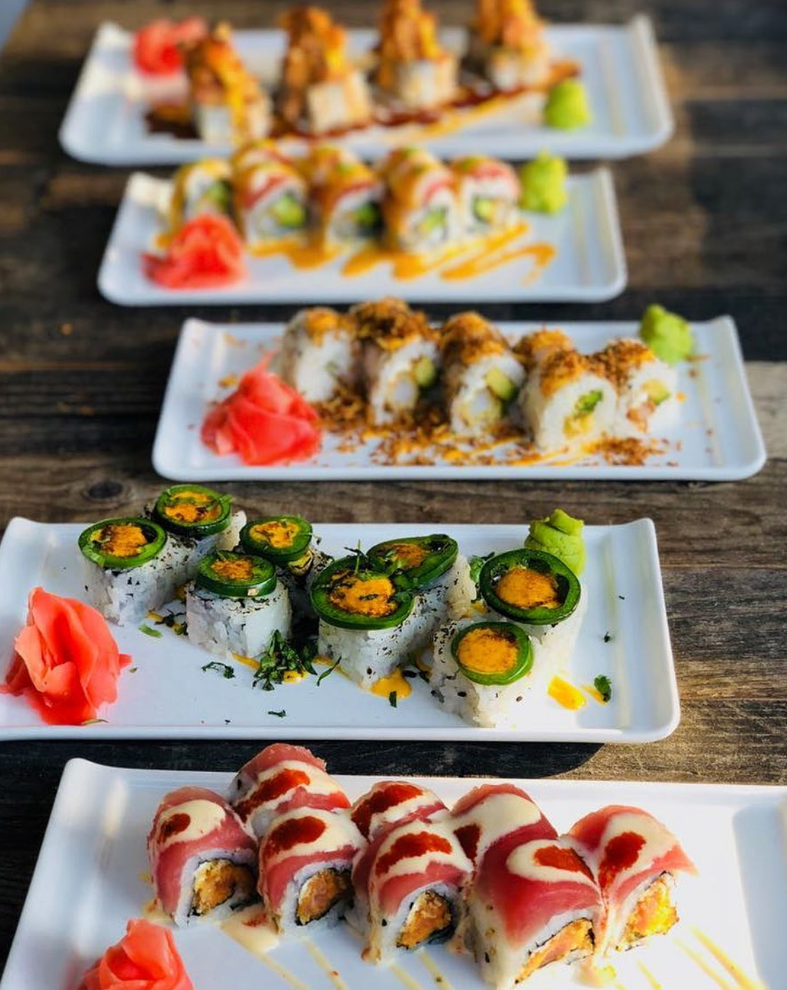 Jalapeño Roll at  Suchive