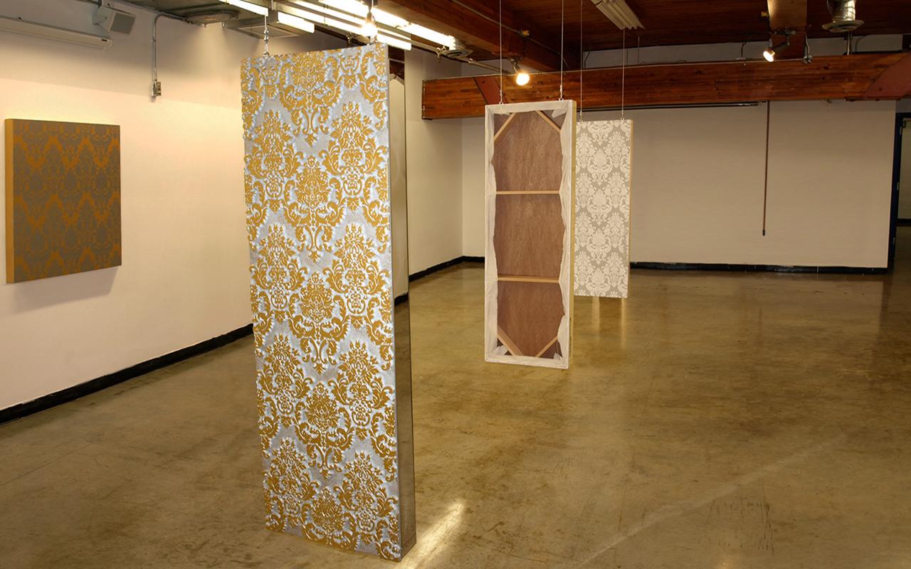 Wall Pieces #1, #2, & Finale (Quixotic 2)