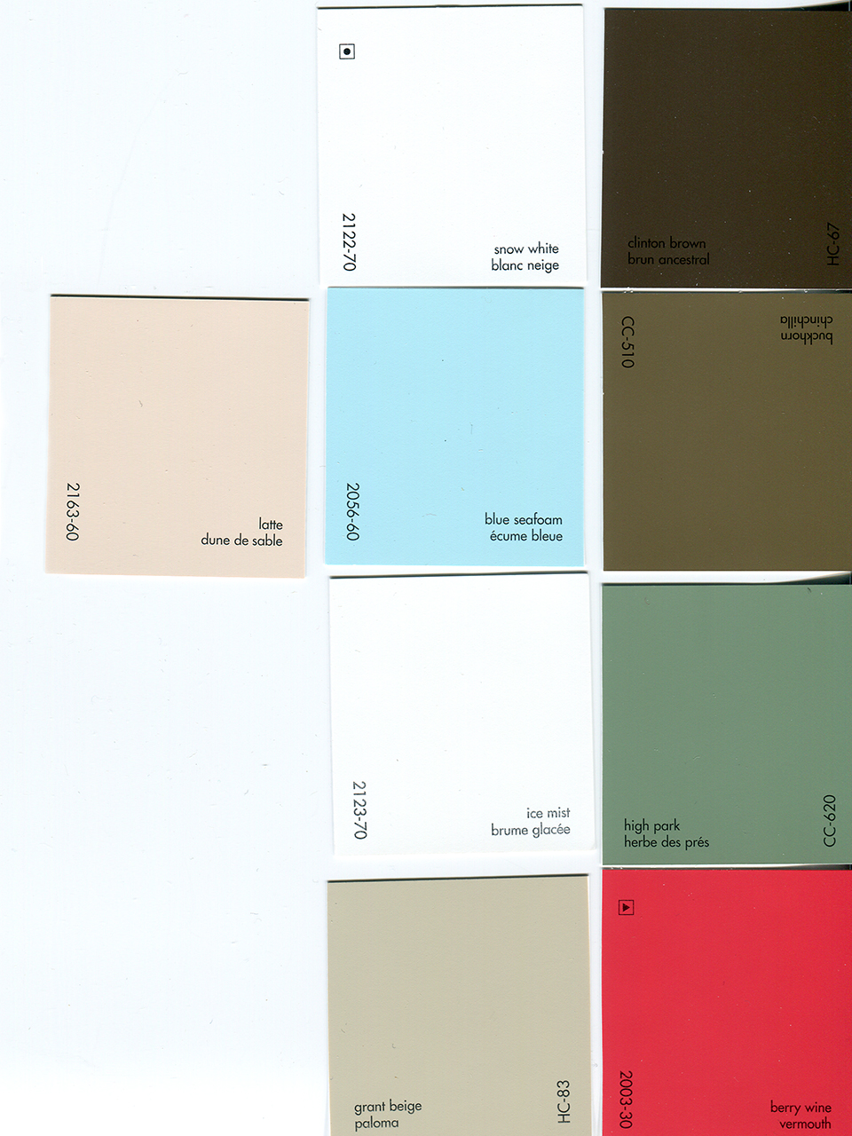 Untitled (Selling The Swatches)
