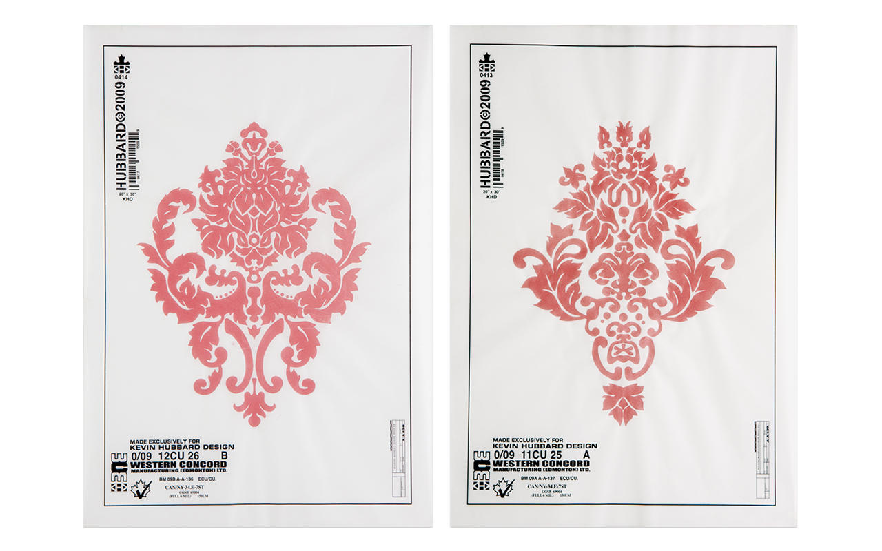 Blood Damask (1 and2)