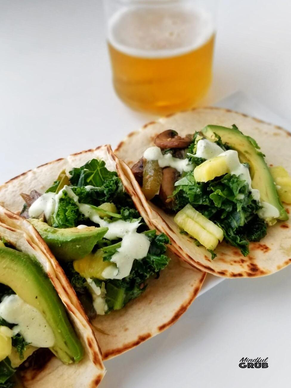 ¡Feliz Taco Tuesday! - Les desea Mindful Grub y Poliniza.