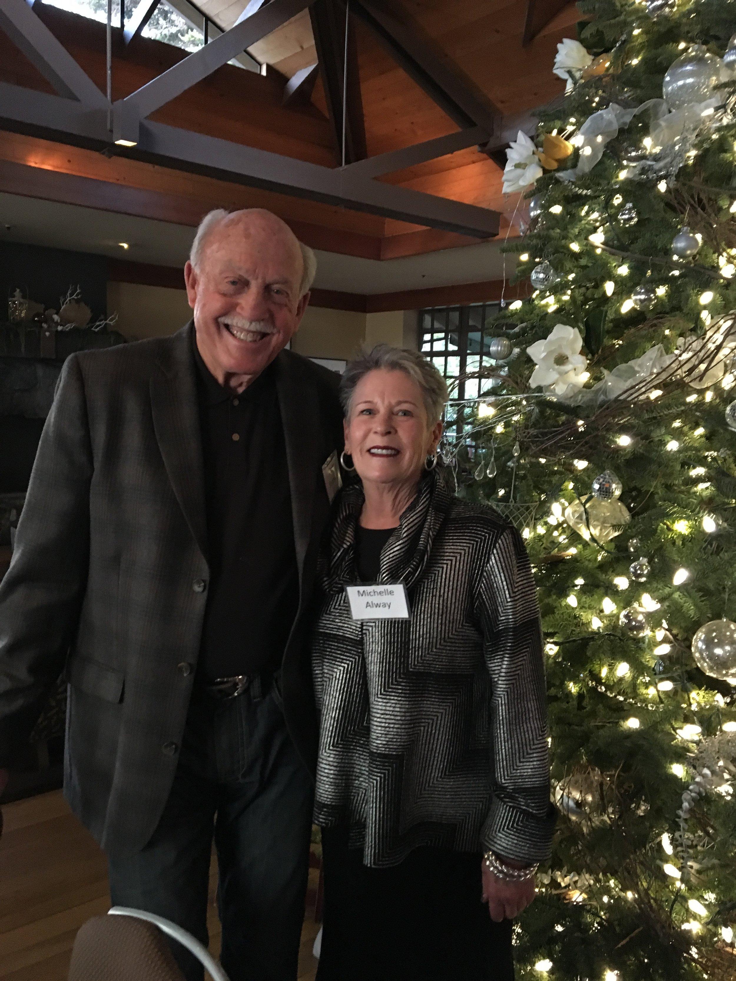 Doug Shankie & Michelle Alway