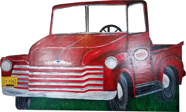 '57 Chevy Pickup Truck