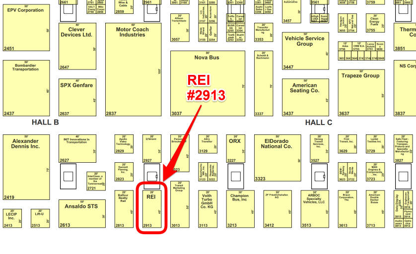Booth 2913sm