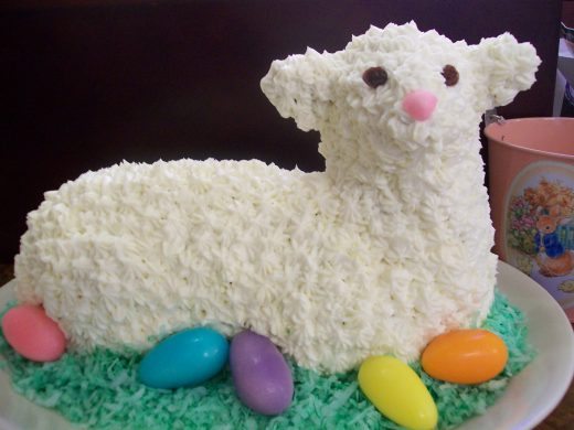 Czech Easter Lamb Recipe Czech Center Museum Houston - A