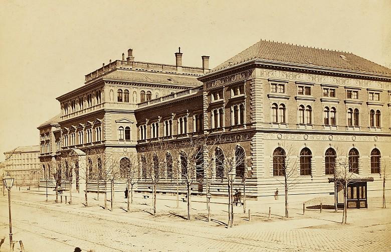 Vienna in 1860