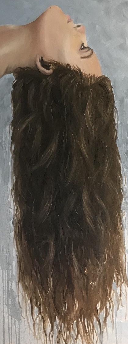 Callie - Oil on Canvas