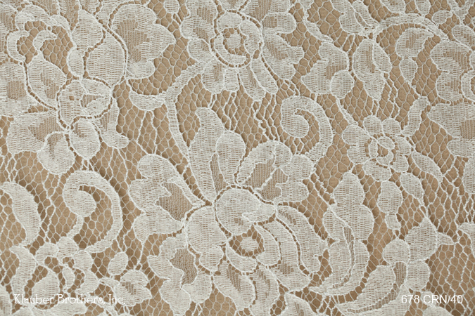 Klauber Leavers Lace
