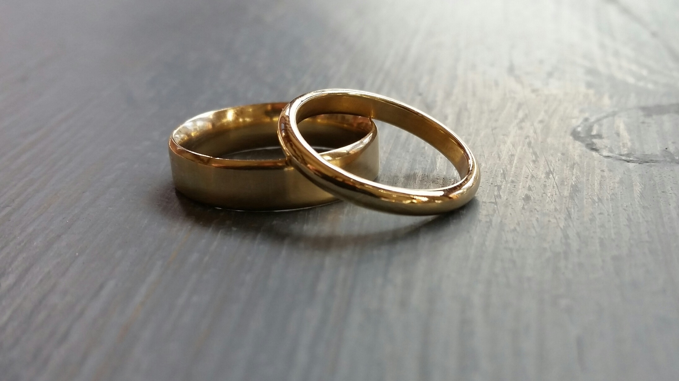 Making your own Wedding Rings - Come and make your own wedding rings no experience necessary