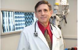 DR. ALLAN HAMILTON, RENOWNED NEUROSURGEON  AND AUTHOR OF  ZEN MIND ZEN HORSE