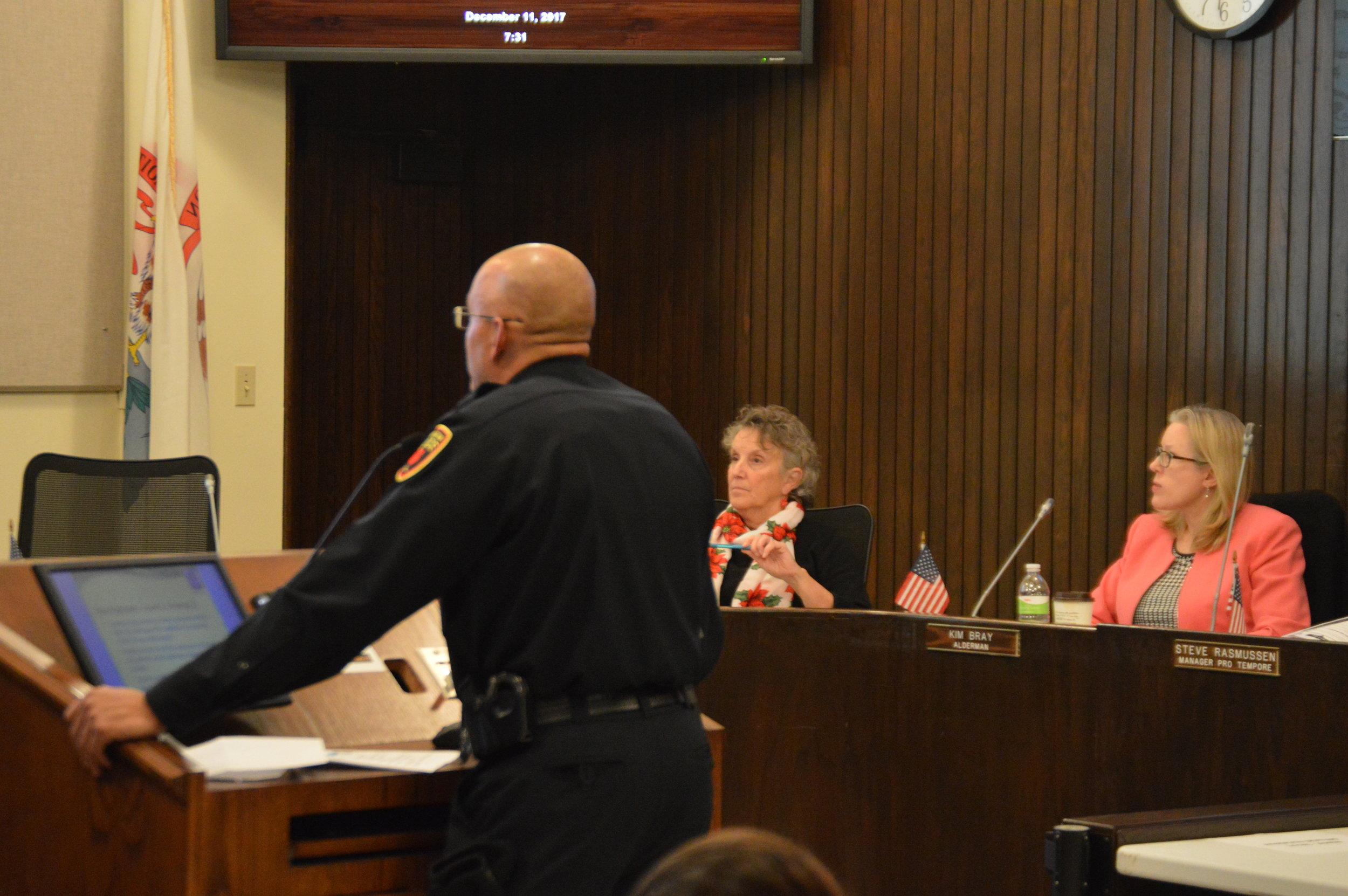 Council Briefing - December 11, 2017